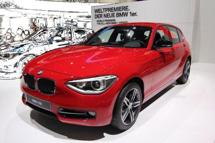 Bild BMW 1er F20