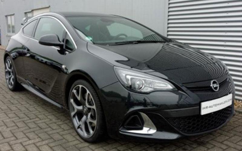 Neuwagen Opel Astra GTC mit bis zu 17,95% Nachlass
