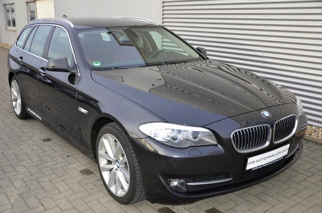 Neuwagen BMW 5er mit bis zu 12,25% Nachlass und 1.785 EUR Prämie