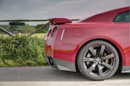 Nissan GTR GT-R